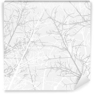 Carta da Parati in Vinile Filiali texture pattern. sfondo morbido.