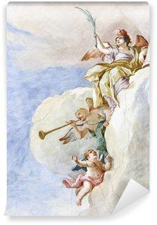 Carta da Parati in Vinile Fresco Wieskirche