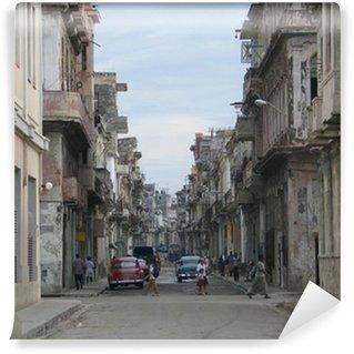 Carta da Parati in Vinile Havanna, Kuba