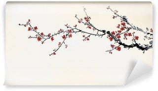 Carta da Parati in Vinile Inverno dolce