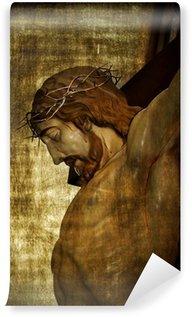 Carta da Parati in Vinile Jesus christ