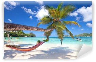Carta da Parati Lavabile Baie Lazare, Seychelles