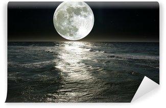 Carta da Parati in Vinile Luna