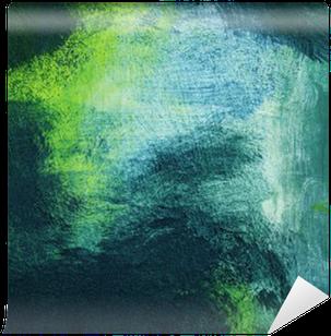 Carta da Parati in Vinile Macro del dipinto, astratto colorato