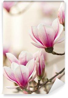 Carta da Parati in Vinile Magnolie, Magnolia
