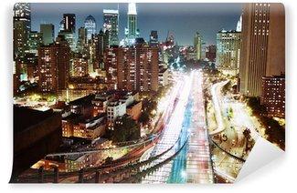 Carta da Parati in Vinile New York