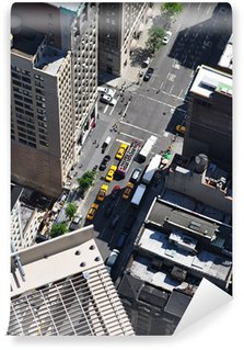 Carta da Parati in Vinile Newyork