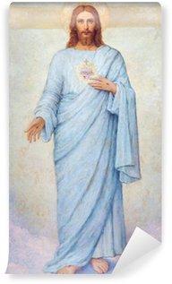 Carta da Parati in Vinile Padova - cuore di Gesù Cristo vernice in Dom - Duomo