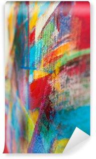 Carta da Parati in Vinile Pittura ad olio - sfondo