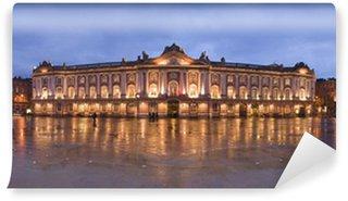 Carta da Parati in Vinile Place du Capitole, Toulouse, Francia