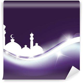 Carta da Parati in Vinile Ramadan Kareem - Eid Mubarak