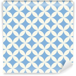 Carta da Parati in Vinile Seamless pattern