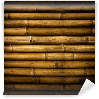 Carta da Parati in Vinile Sfondo di bambù