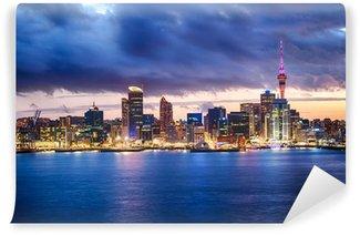 Carta da Parati in Vinile Skyline di Auckland