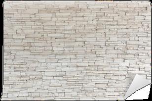 Stones scandinavo per soggiorno pixers it for Carta da parati muro di mattoni