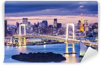 Carta da Parati in Vinile Tokyo Bay