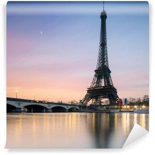 Carta da Parati in Vinile Tour Eiffel - Parigi - Francia
