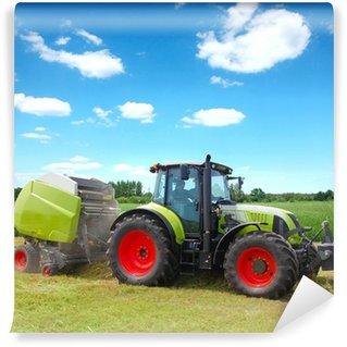Carta da Parati in Vinile Traktor