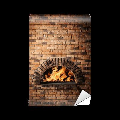 Carta da parati un forno tradizionale per la cottura e la cottura della pizza pixers - Forno tradizionale e microonde insieme ...