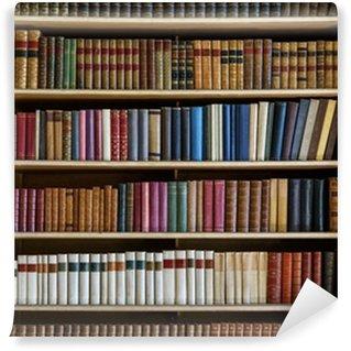 Carte da parati libreria biblioteca e libri pixers for Carta da parati libri