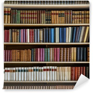Carte da parati libreria biblioteca e libri pixers for Carta parati libri