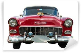 Carta da Parati in Vinile Vecchia auto americana