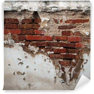Carte da parati affreschi antichi pixers viviamo per for Carta da parati muro di mattoni