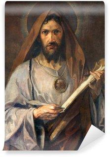 Carta da Parati in Vinile Vienna - Vernice di apostolo San Giuda Taddeo
