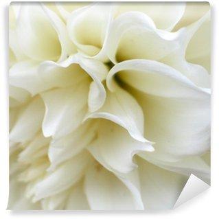 Carta da Parati in Vinile White flower