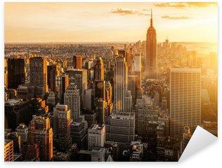 Çıkartması Pixerstick New York