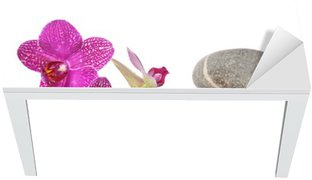 Cobertura para Mesa e Escrivaninha Einfach schöne Orchideen