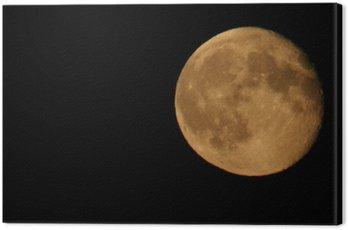Cuadro en Lienzo Aufgehender Mond