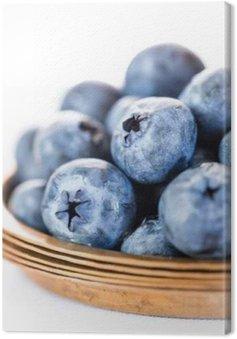 Cuadro en Lienzo Blueberry