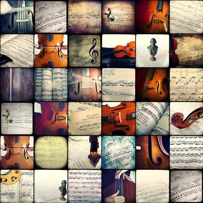 Asombroso Te Quiero Collage Marcos De Cuadros Colección - Ideas de ...