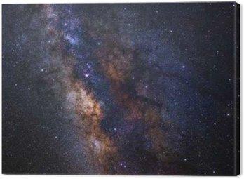 Cuadro en Lienzo El centro de la Vía Láctea