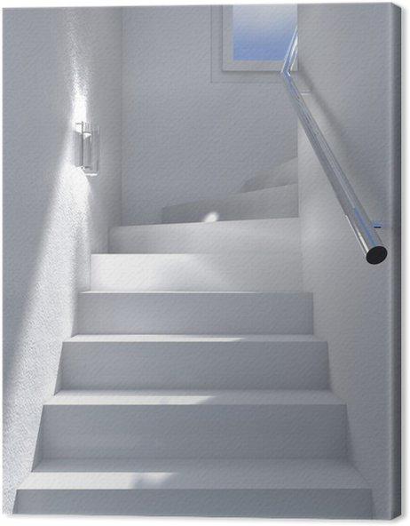 Cuadros para subida escaleras fabulous escalera decorar - Decorar subida de escalera ...