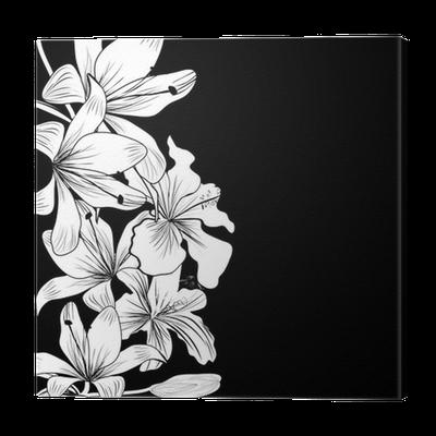 Cuadros De Flores En Blanco Y Negro Gallery Of Cuadros De Flores En