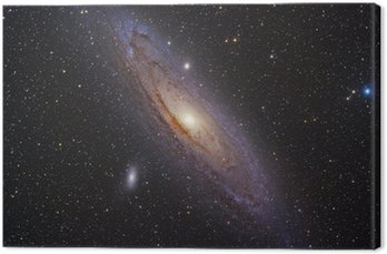 Cuadro en Lienzo Galaxia de Andrómeda