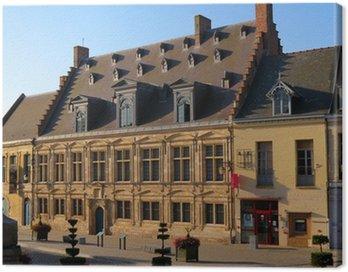 Cuadro en Lienzo Maison du Nord de la France