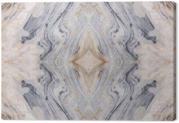 Cuadro en Lienzo Resumen de mármol patrón de suelo de superficie de textura de fondo