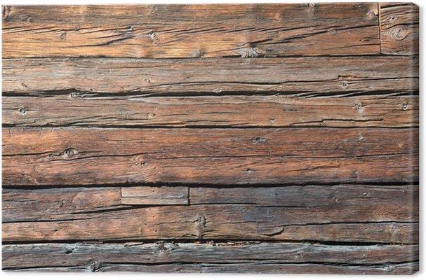 cuadro en lienzo tabla de madera rstica madera rustica - Madera Rustica