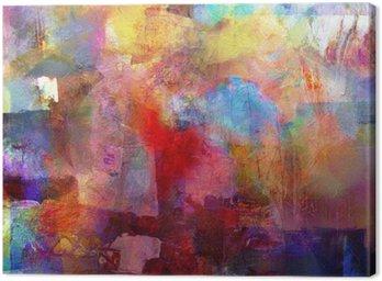 Cuadro en Lienzo Texturas de pintura