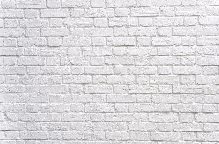 fabulous cheap excellent cuadro en lienzo una pared de ladrillo blanco temas with pared ladrillo blanco with paneles imitacion ladrillo leroy merlin with - Pared Ladrillo Blanco