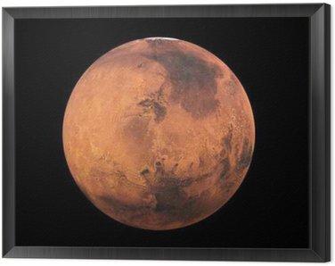 Cuadro Enmarcado 火星