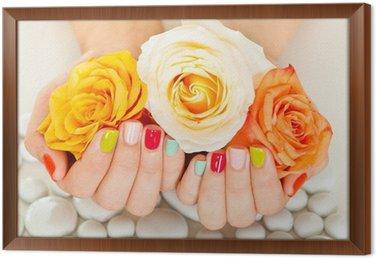 Resultado de imagen para flor cuadro femenino
