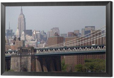 Cuadro Enmarcado Nueva york
