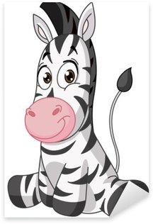 Pixerstick till Allt Baby zebra