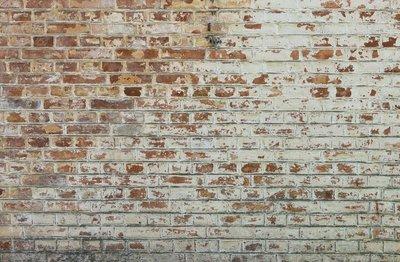 Pixerstick till Allt Bakgrund gammal tappning smutsig tegelvägg med skalning gips
