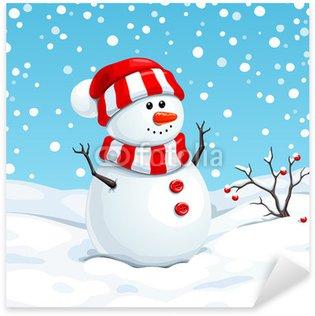 Pixerstick till Allt Christmas Snowman