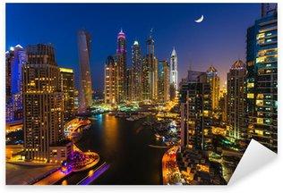 Pixerstick till Allt Dubai Marina. UAE.